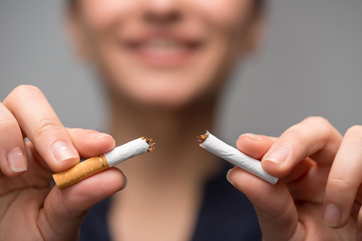idegrendszer és a dohányzás